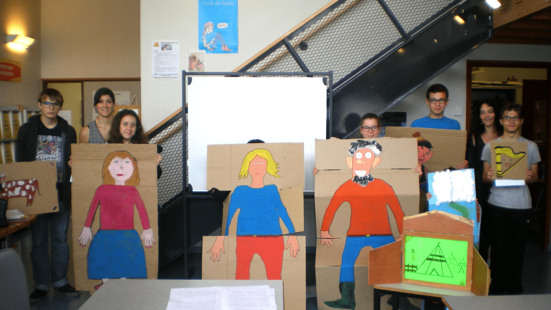 Répétion élèves ULIS
